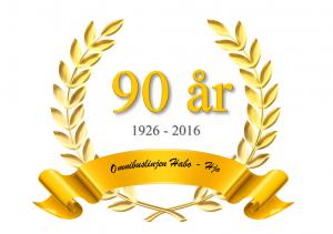 90 år